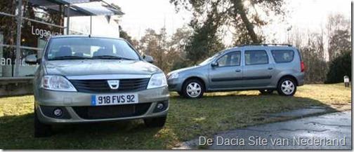 Dacia Logan MCV verkopen 0811