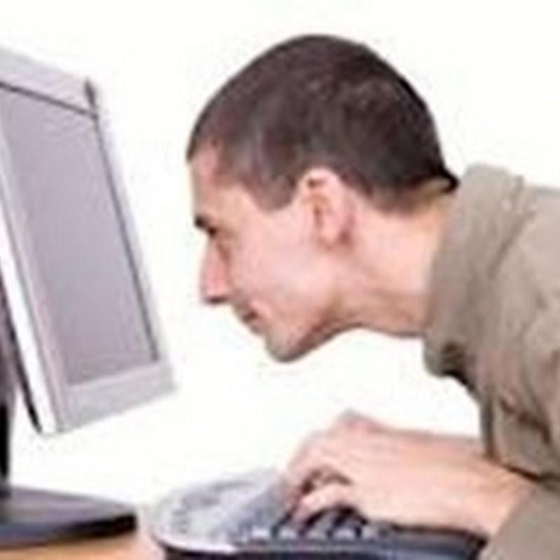 ثمان نصائح لسلامة عينيك أمام الكومبيوتر