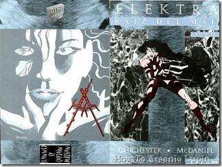 P00055 - Elektra - Raiz del Mal 01de04