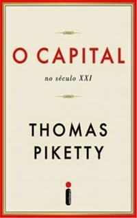 O Capital no Século XXI, por Thomas Piketty