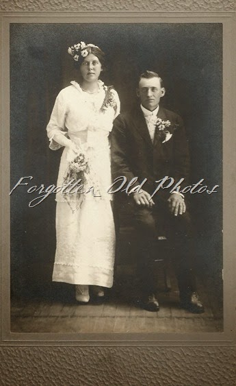 mr and Mrs henry Sande  Parkers Prairie