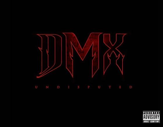 DMX - Undisputed (front)