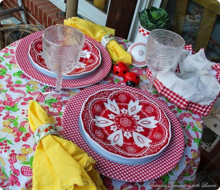 Outdoor Supper