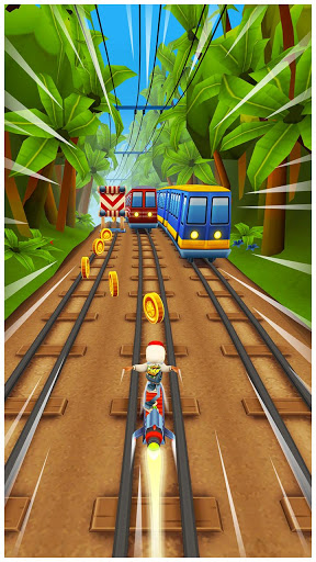 Subway Surfers (Android игры)