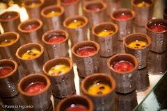 Foto 0732. Marcadores: 05/01/2008, Cacau Noir, Chocolates, Festa, Le Chocolat, Rio de Janeiro, Sonali e Guilherme