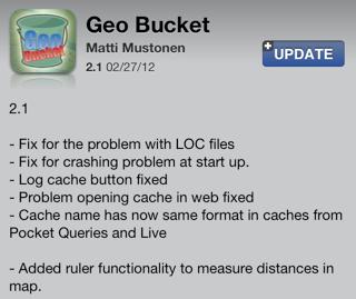 GeoBucket 2.1