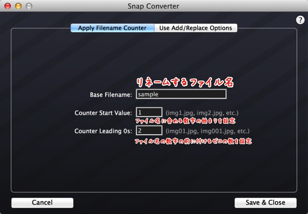 Mac app graphics design snap converter005