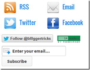 add twitter follower button