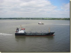 Fuel Barge (Small)
