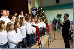 Χριστουγεννιάτικες Μελωδίες από τους μαθητές των Β΄και Γ΄τάξεων