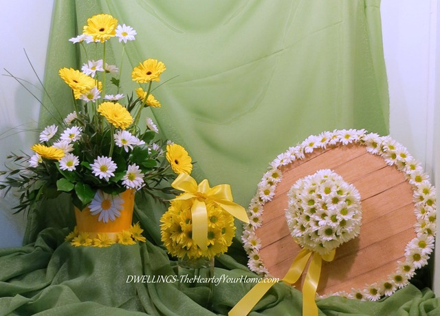Southern Spring Show flower bonnet