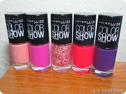 Maybelline Color Show Rebel Bouquet