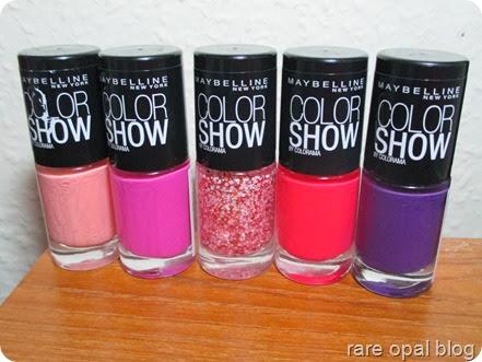 Maybelline Color Show Rebel Bouquet
