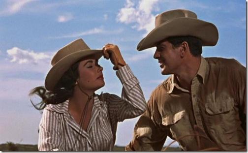Giant (1956) - tough texan