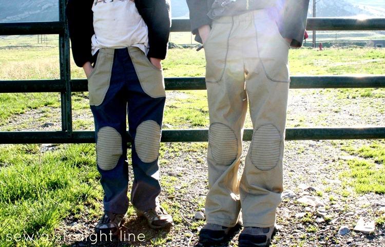 parsley pants B