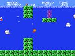 Tiny Mario Underwater