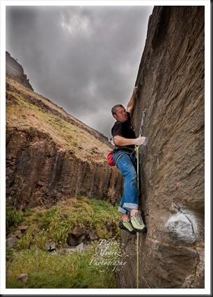 Escalada en canarias, Ayagaures, climb in canarias. 05