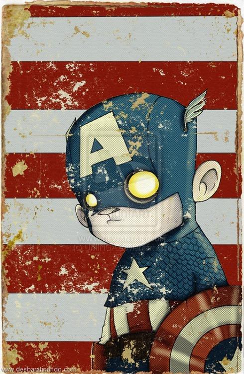 capitao america desenhos arte uminga herois desbaratinando.jpg