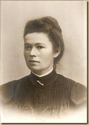 mormor portræt