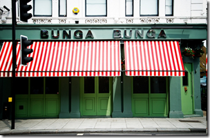 Trionfa il made in Italy: apre a Londra il 'Bunga-Bunga' bar …