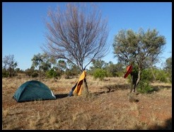 Australia, Barrow Staging Area Bush Camp, 11 October 2012 (1)
