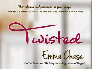 Review: Twisted (Tangled #2) by Emma Chase