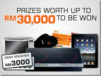 Blogger Masterchef-prizes