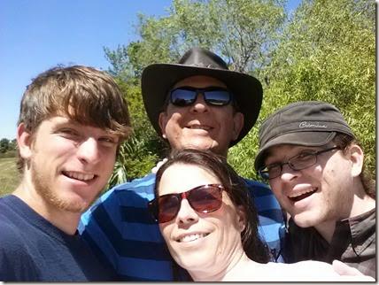 Selfie at OWP