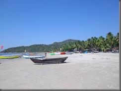 Goa Palolem Beach 1