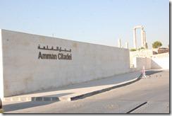 Oporrak 2011 - Jordania ,-  Ciudadela de Amman , 19 de Septiembre  05