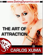 Cover of Carlos Xuma's Book The Art Of Attraction