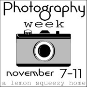 Photography Week Button, Gray 2