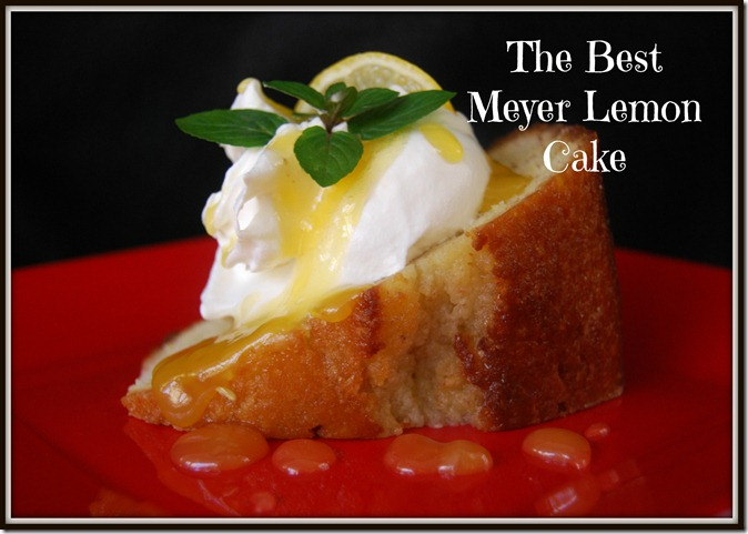 diningwithdebbie meyer lemon cake
