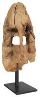 Archach animal mask. Bambara-Komo. Mali-bernaerts-tribal-art-october-2011