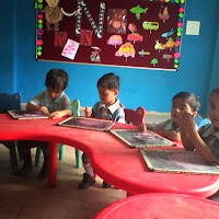 Pre Primary on 8th October 2013 - GDA Harni