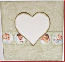 Grönt baby kort (3)