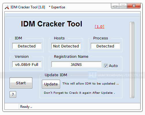 IDM Build 2 With CRACK (May) Free