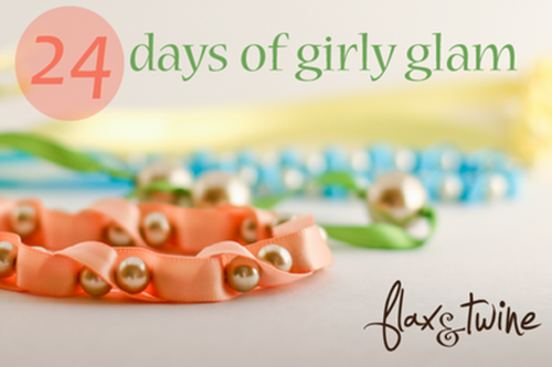 24 days of girly glam