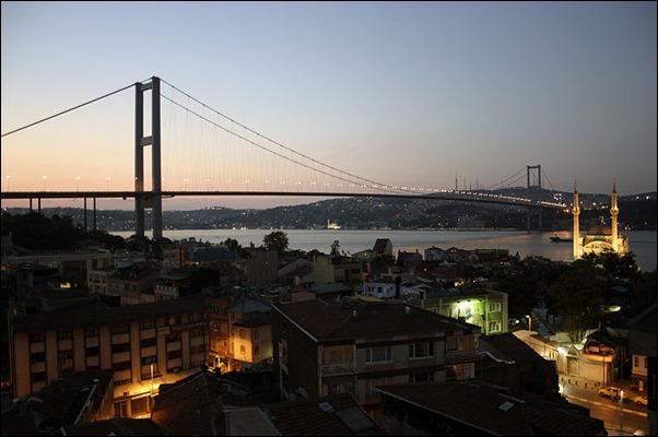 اطلالة اورتاكوي اسطنبول