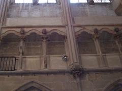 2011.09.05-016 triforium dans l'église Notre-Dame
