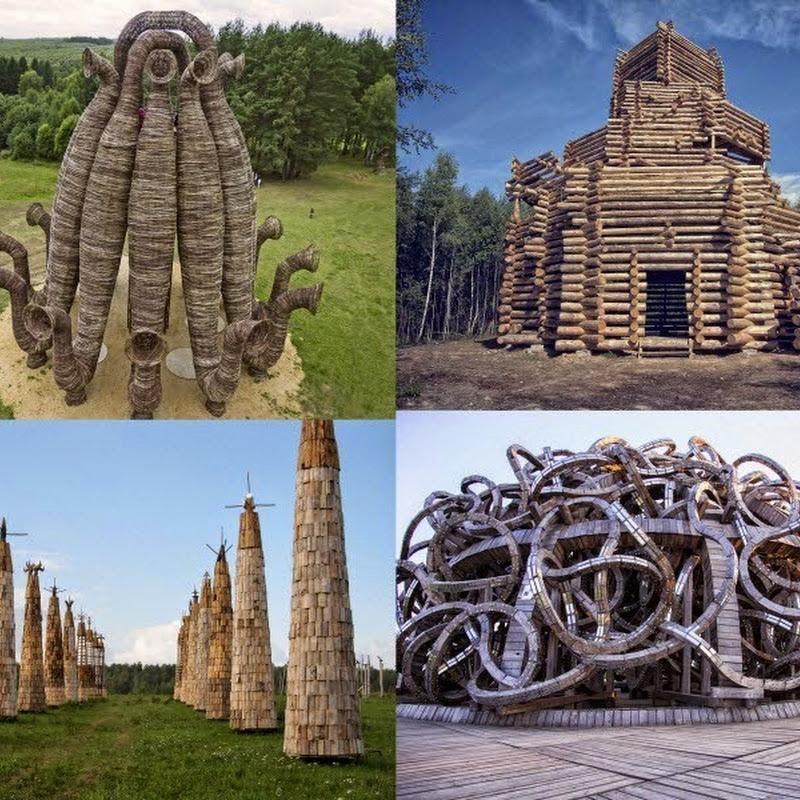 Archstoyanie: Russia's Largest Land Art Festival