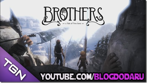 Brothers: A Tale of Two Sons - Live com o Daru