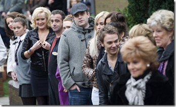 the people of Coronation Street