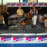 WBFJ Presents 2013 Local Flavors Summer Concert Series - Food Court - Hanes Mall - 4-20-13