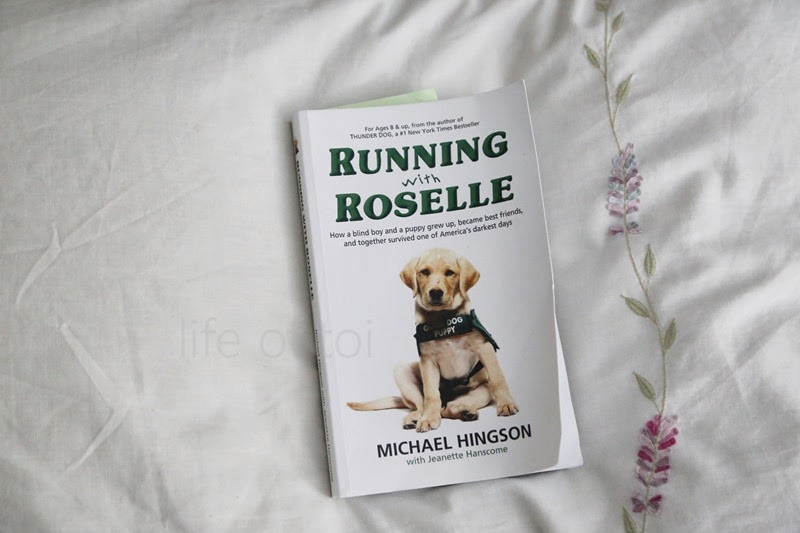running with roselle
