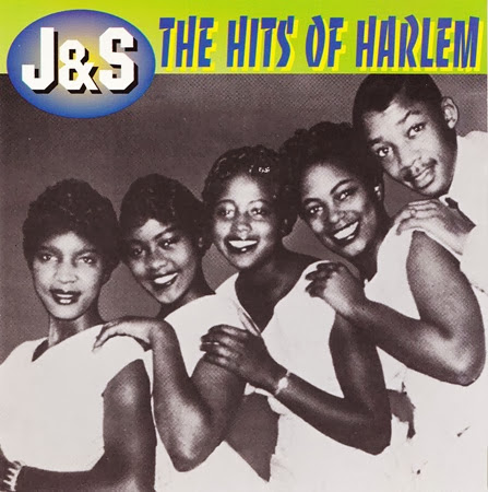 J & S - The Hits Of Harlem - 33 front