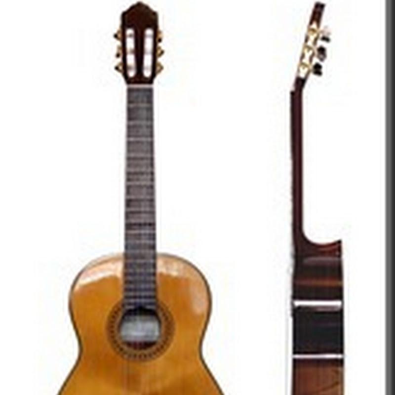 Tipos de Guitarra–Clásica y Acústica