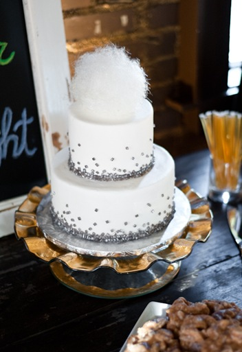 Savannah Wedding, wedding cake, spun sugar, white cake
