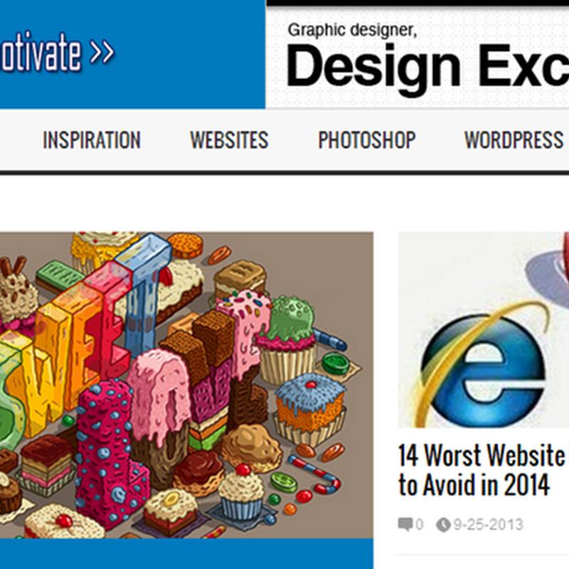 Introducing our New Design Blog – Designpromotivate!