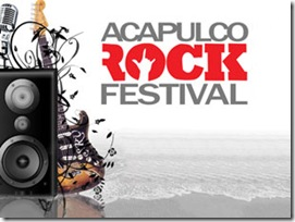festival de rock en acapulco